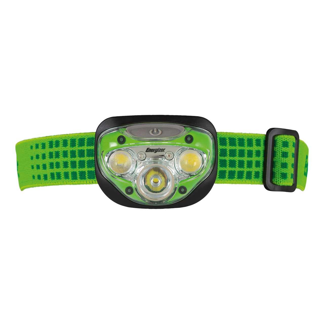 LEDKopflampe Vision HD+