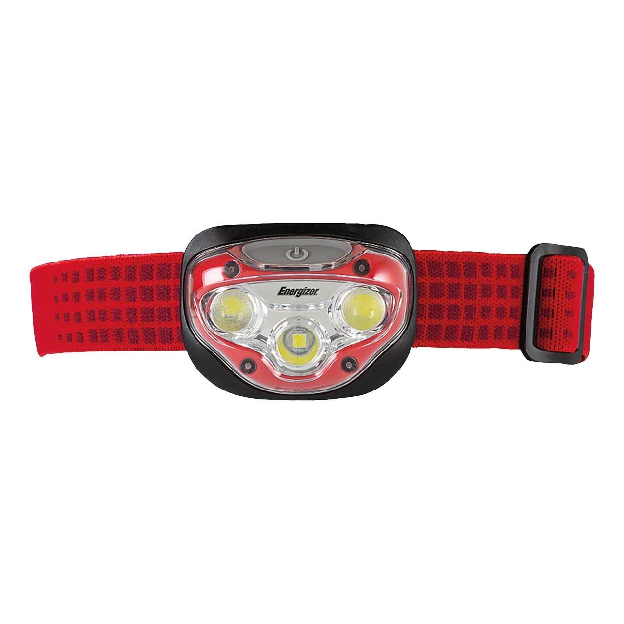Headlight, Kopflampe mit 3 LEDs,