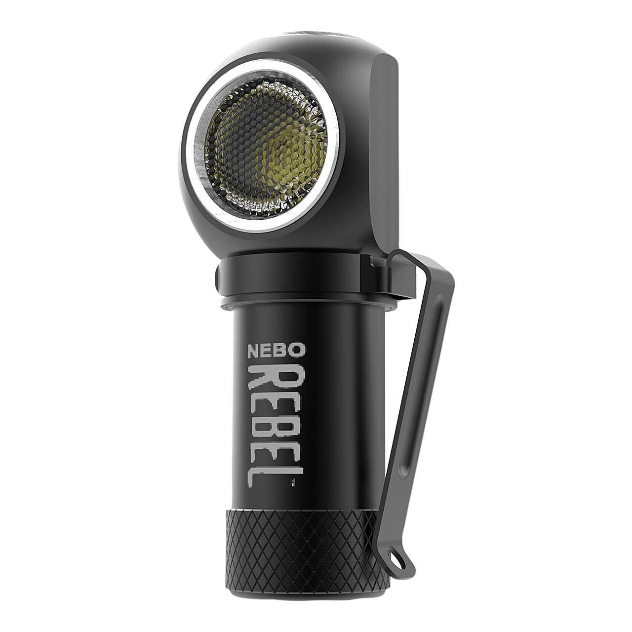 LED Kopflampe REBEL